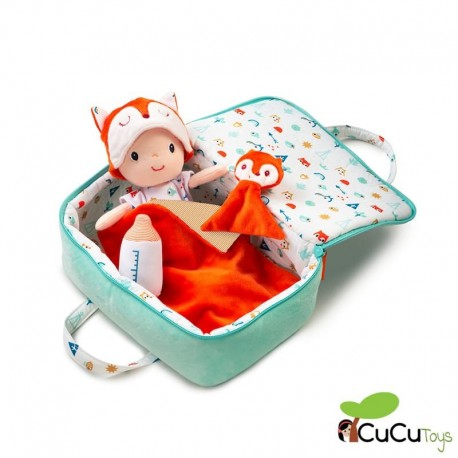 Lilliputiens - Álex, muñeco para llevar