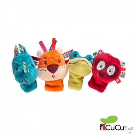 Lilliputiens - Marionetas de dedo de la Jungla