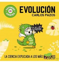 Carlos Pazos - Evolución, La ciencia explicada a los más pequeños