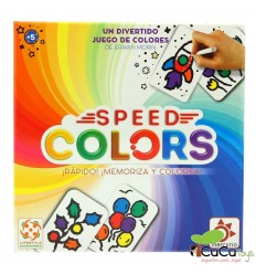 Mercurio - Speed Colors, juego de mesa