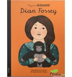 Pequeña y Grande: Dian Fossey, Cuento Infantil