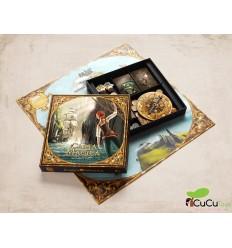 Marbushka - La Carta Mágica, juego de mesa