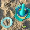Quut - Cuppi - Pala, colador y pelota, juguete multifuncional innovador