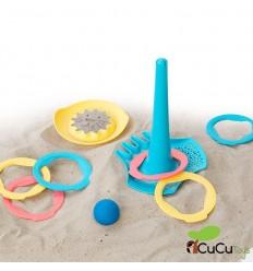 Quut - Set de playa completo con Triplet