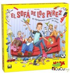 HABA - El sofá de los Pérez, juego de mesa