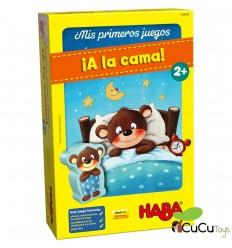 HABA - Mis primeros juegos: La princesa y el guisante - Buenas noches, juego de mesa