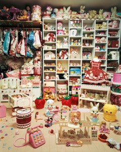 ¿tantos juguetes?