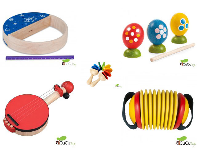 Instrumentos Cucutoys