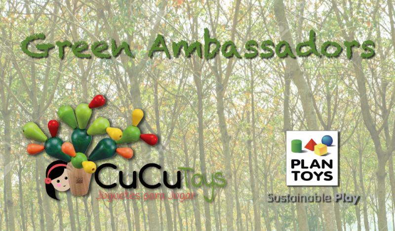 Plantoys y cucutoys GreenAmbassadors