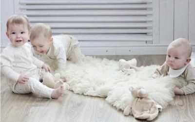 Brinquedos para bebês