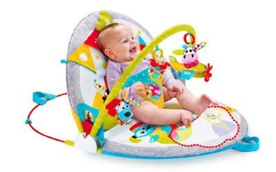 Mantas de juego y actividades para bebés
