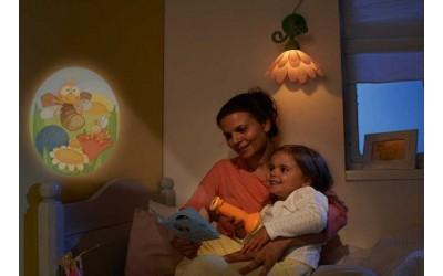 Proyectores y linternas infantiles