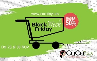 Ofertas Black Friday Week - Hasta -50% de descuento