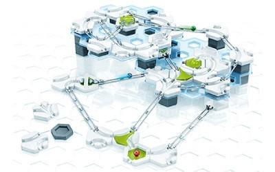 Gravitrax - Circuitos de canicas
