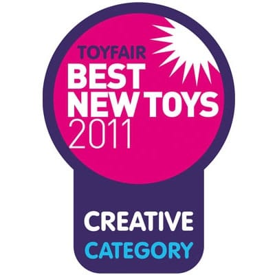 Best New Toys 2011 of Creative Category - The British Toy and Hobby Association