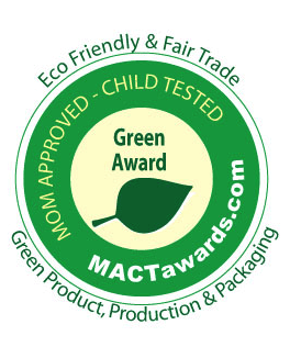 Mom Approved & Child Tested (MACT) Green Award