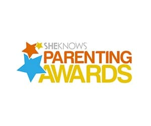 SheKnows Parenting Awards - 1st Place