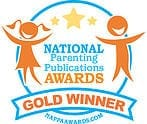 NAPPA Gold winner Award