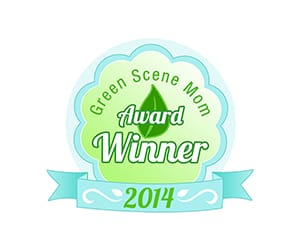 Green Scene Mom's Award