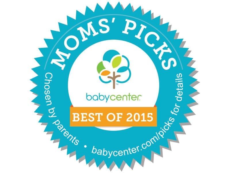 BabyCenter's Moms' Picks Awards - Toddler Toys Finalist